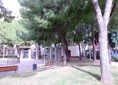 Parque de la Estación, Gandía. 2014