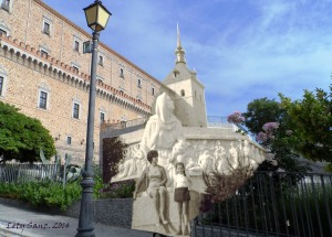 TOLEDO MOMUMENTO ALCAZAR 1