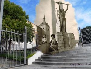 TOLEDO MOMUMENTO ALCAZAR 2