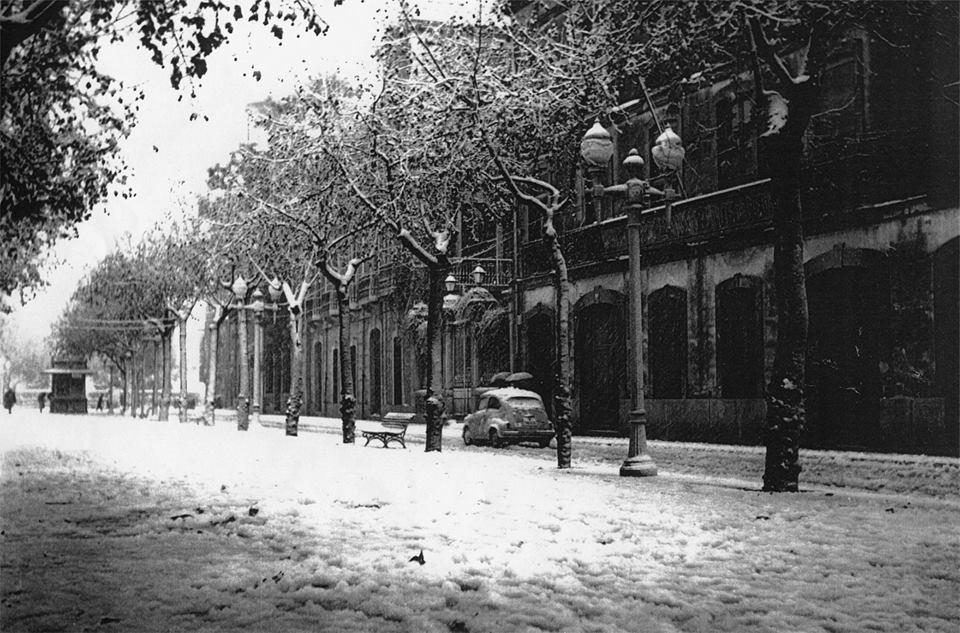 paseo casa marquesa nieve